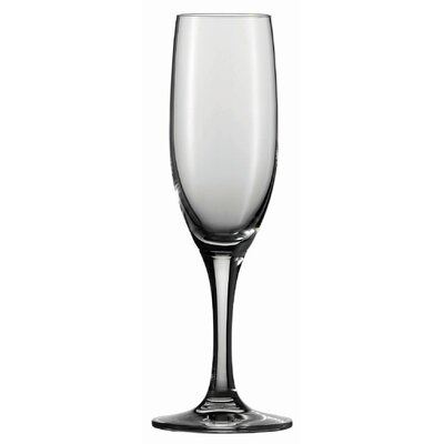 Schott Zwiesel Tritan Mondial 6.4 Oz Flute Champagne Glass (Set of 6)
