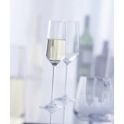 Schott Zwiesel Tritan Pure 7.1 Oz Champagne Flute Glass (Set of 6)