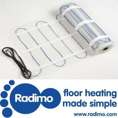 Radimat 120V Under Floor Heating System