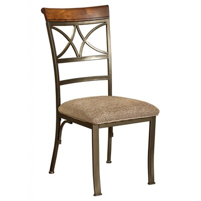 <strong>Powell Furniture</strong> Cafe Hamilton Side Chair