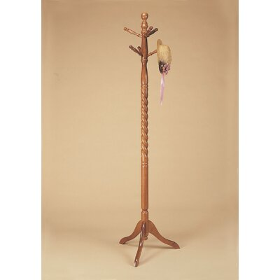 Powell Furniture Heirloom Twist Coat Rack
