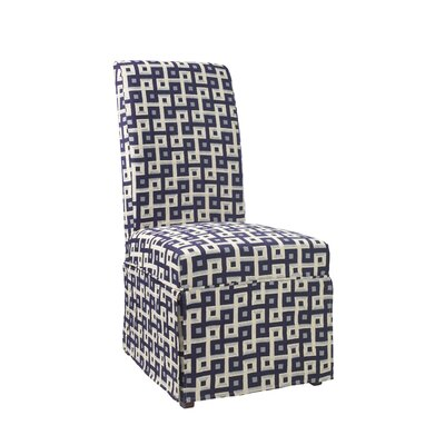 Classic Seating Parson Chair Skirted Slipcover Wayfair
