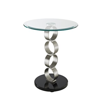 Powell Furniture Circles End Table