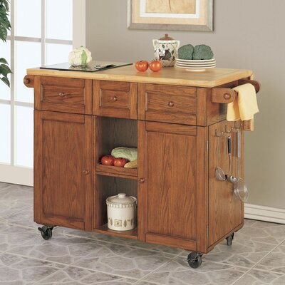 Powell Furniture Kitchen Cart