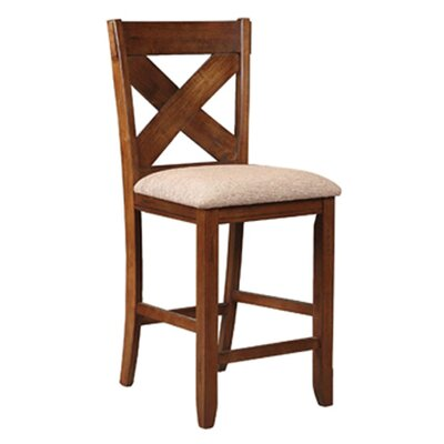 Powell Furniture Kraven Bar Stool with Cushion