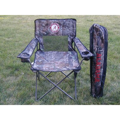 Rivalry NCAA Realtree Camo Chair