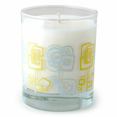 angela adams Happiblooms Soy Candle