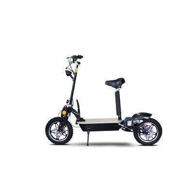 Go-Bowen 2 Wheel Performance 1000 Watt Electric Scooter