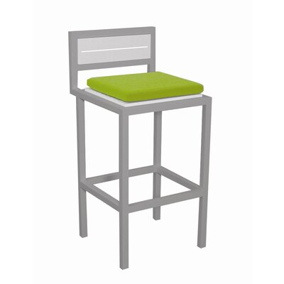 Modern Outdoor Talt Backless Bar Stool