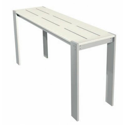 Modern Outdoor Luma Rectangular Side Table