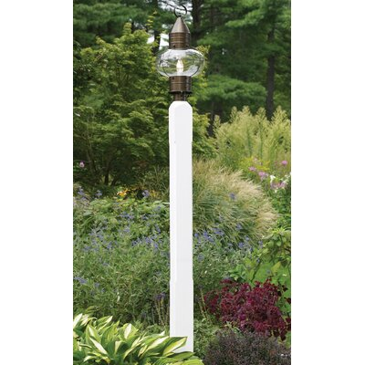 "Good Directions Lazy Hill Farm Revere 104"" Lantern Post"