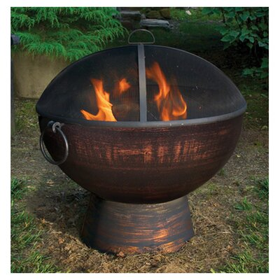 <strong>Good Directions</strong> Bowl Fire Pit