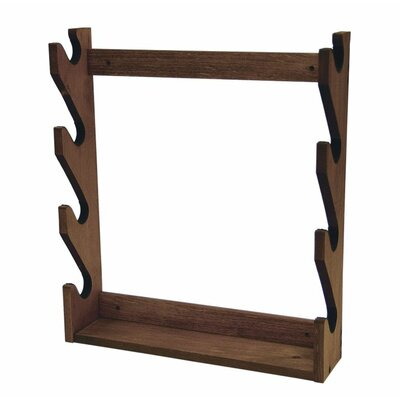 Evans Sports 4 Gun Wooden Rack