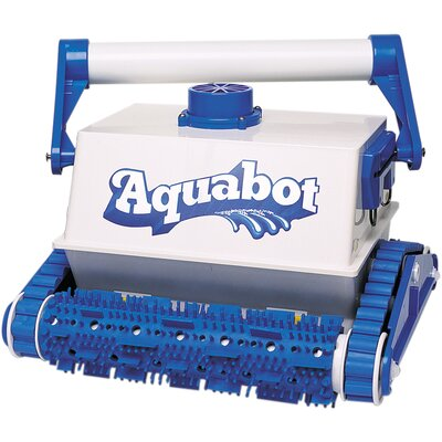 Aqua Products Aquabot Pool Cleaner in White