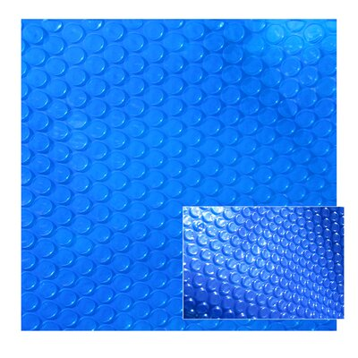 Swim Time Rectangular 12mm Solar Blanket for In Ground Pool