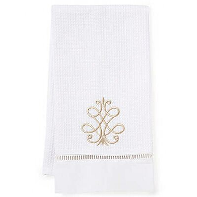 French Scroll Hand Towel