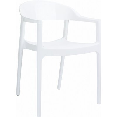 Compamia Carmen Stacking Dining Chair Arm Chair