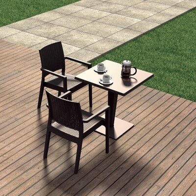 Compamia Siesta 3 Piece Dining Set