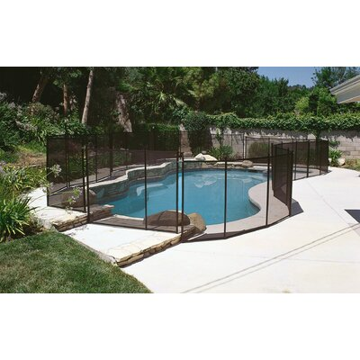 GLI Pool Products Safety Fence for In Ground Pool