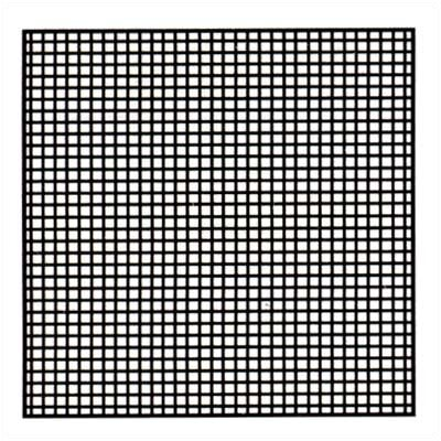 Marsh Graphics - Grid Lines 4' x 8' Whiteboard