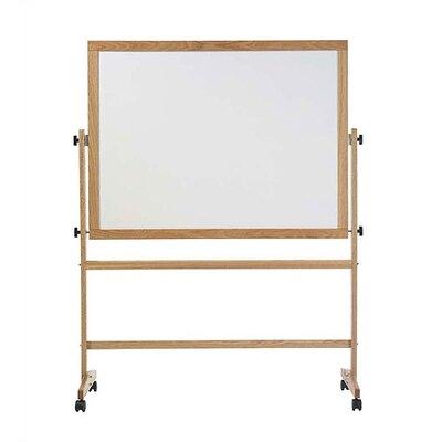 Marsh Pro-Rite Freestanding Reversible Whiteboard