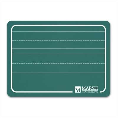 Marsh Lapboards - Writing Chalkboard With Lines - Carton of 24