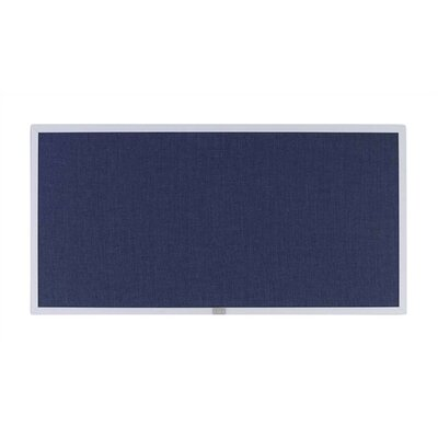 Marsh Burlap Fabric Covered Bulletin Boards - Aluminum Frame