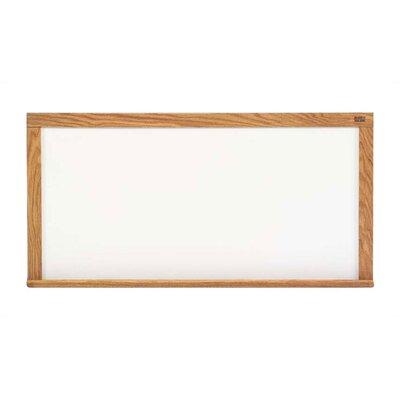 """Marsh Pro-Rite Markerboards - Oak Frame 33.5"""" x 45.5"""""""
