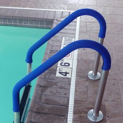 Outdoor Solutions 6' Rail Grip in Royal Blue
