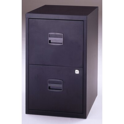 Bisley Bisley Two Drawer Home Filing Cabinet