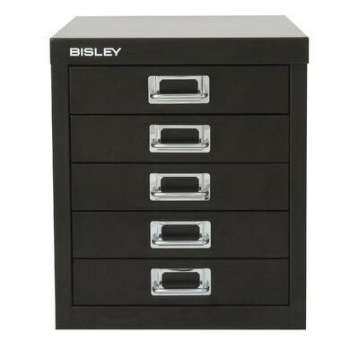 "Bisley 11"" Desktop Storage Cabinet"