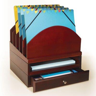 Bindertek Dealer Solutions Stack and Style Desktop Filing Kit