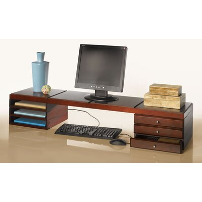 Empire Office Solutions Stack and Style Desktop Monitor Riser