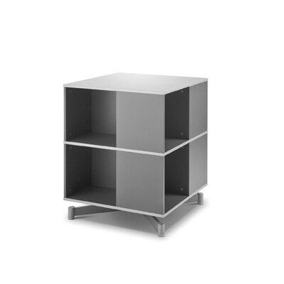 """Bindertek Dealer Solutions 27.2"""" Carousel Shelving Unit"""