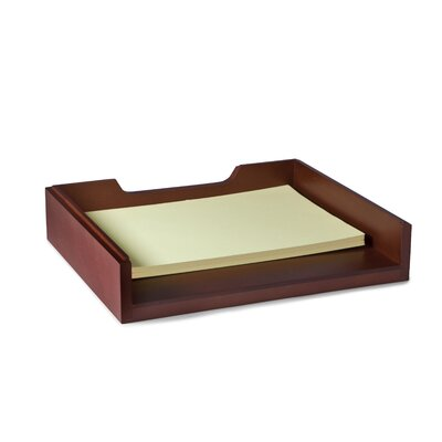 Empire Office Solutions Stack and Style Wood Letter Tray