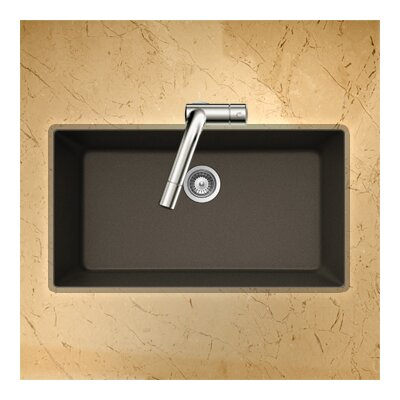 Montano Series Undermount Large Single Bowl Sink