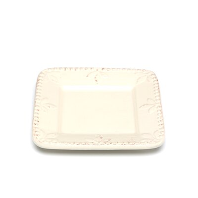 "Signature Housewares Sorrento 6"" Square Bread and Butter Plate"