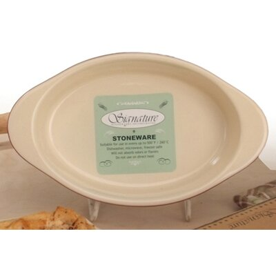 Signature Housewares Sorrento 16 oz. Mini Oval Baker