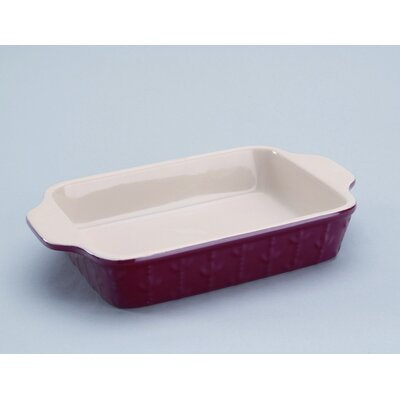 Signature Housewares Sorrento 16 oz. Mini Rectangular Baker