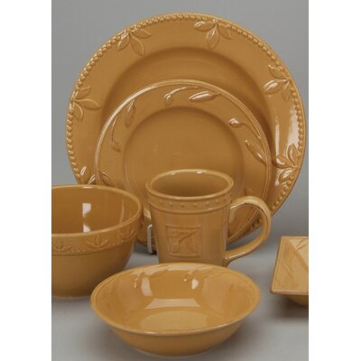 Signature Housewares Sorrento Dinnerware Set