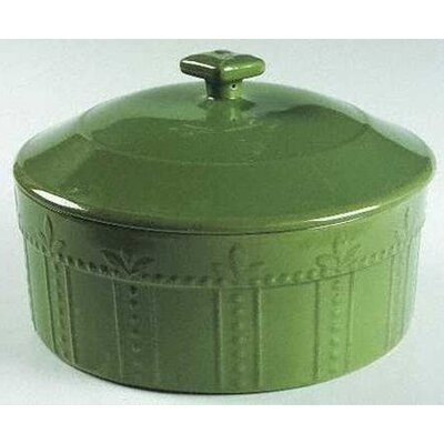 "Signature Housewares Sorrento 8.5"" Covered Souffle"