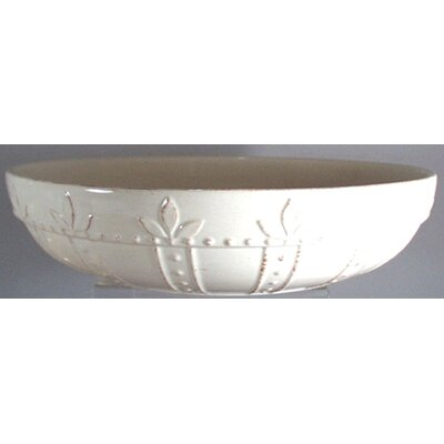 "Signature Housewares Sorrento 12"" Pasta Bowl"
