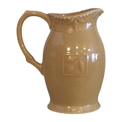 <strong>Signature Housewares</strong> Sorrento Pitcher