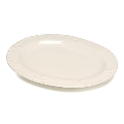 "Signature Housewares Sorrento 14"" Oval Platter"