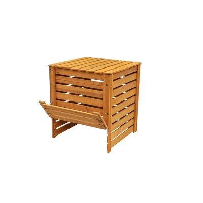 compost bins wooden