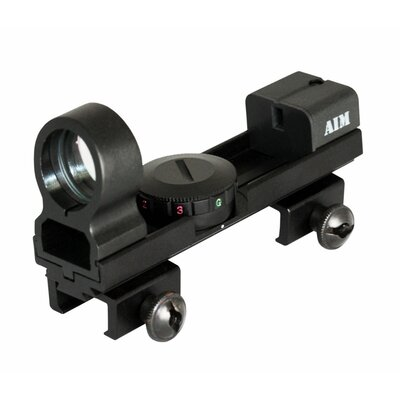 1 X 25 Dual ILL Dot Sight Interchangable Base