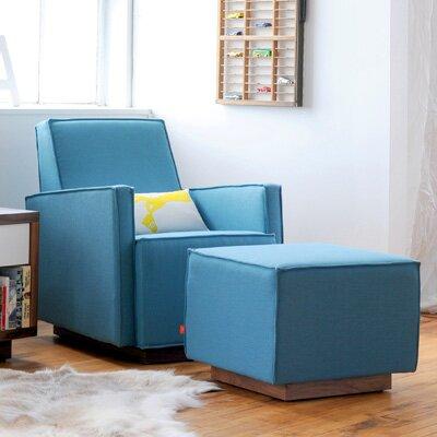 Gus* Modern Kipling Glider Arm Chair