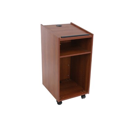 Paragon Furniture Drop Leaf Shelf Accessory for Lecterns