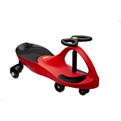 PlaSmart PlasmaCar in Red