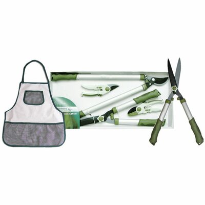 <strong>Deeco</strong> Four Piece Cutting Combo Pack Garden Tools